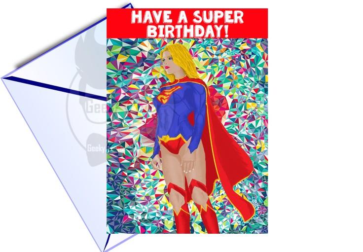 Have a super birthday ONLINE